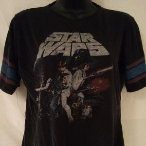 Women's Vintage Star Wars T-Shirt